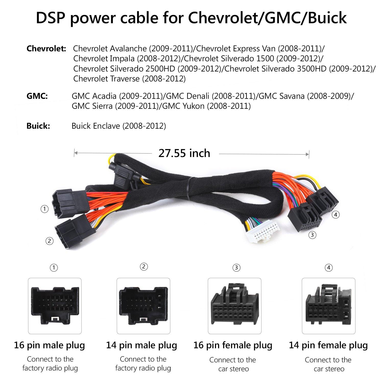 Amazon com: Eonon Car Stereo Radio DSP Amplifier Bluetooth