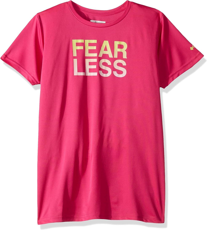 Columbia Girls Shine Brighter/Short Sleeve Shirt