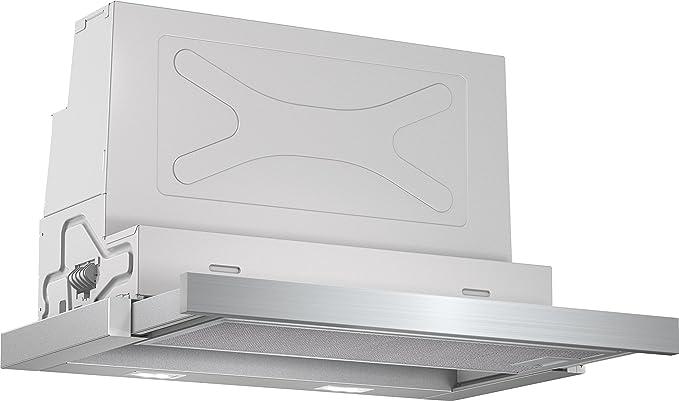 Bosch Serie 4 DFS067A50 - Campana (740 m³/h, Canalizado/Recirculación, A, A, B, 55 dB): 269.45: Amazon.es: Grandes electrodomésticos