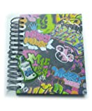 Disney Mickey Grafitti Doublesided Notebook