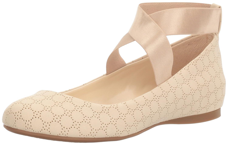 Jessica Simpson Women's Mandayss Ballet Flat B01MTO1KK0 5.5 B(M) US|Vanilla Cream