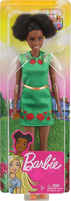 "Barbie Dreamhouse avventure viaggi Nikki 12/"" Bambola GBH92 Nuovo con Scatola Regalo di Natale #NG"