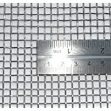 by Inoxia Cut Size: 30cmx30cm 4.1mm Aperture 5 mesh Stainless Steel 316L Woven Wire Mesh