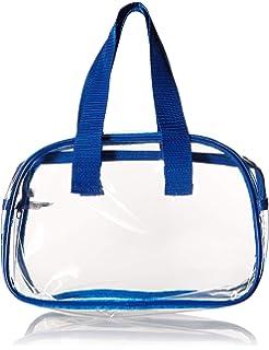 47bbea12b90 Amazon.com : Clear Purse Stadium Approved Transparent Handbag ...