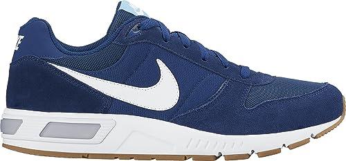 Nike Nightgazer, Zapatillas de Running para Hombre, Azul (Coastal Blue/White/