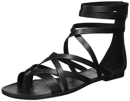 2eed8745ed2 Vagabond Women's Tia Gladiator Sandals, (Black 20), 40 EU: Amazon.co ...