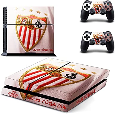 Vinilo para Play Station 4 Sevilla FC: Amazon.es: Videojuegos