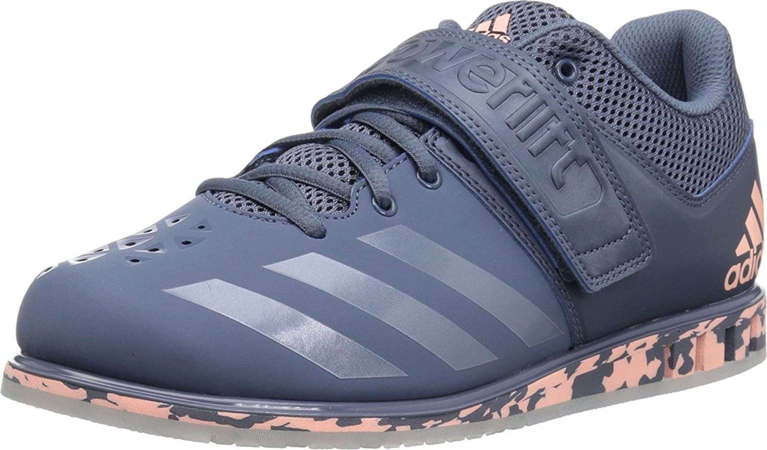 Raw Steel Raw Steel Clear Orange 48 EU adidasPowerlift.3.1 - Powerlift.3.1 Homme