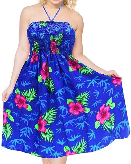 *La Leela* Vestido de Traje de Baño Traje de Baño de la Playa de