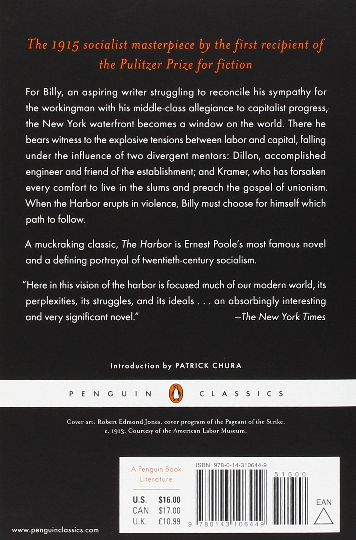 The Harbor (Penguin Classics)