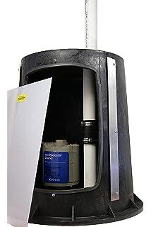 Do It Yourself Radon Mitigation Sump Seal Kit Bundle Amazon Com