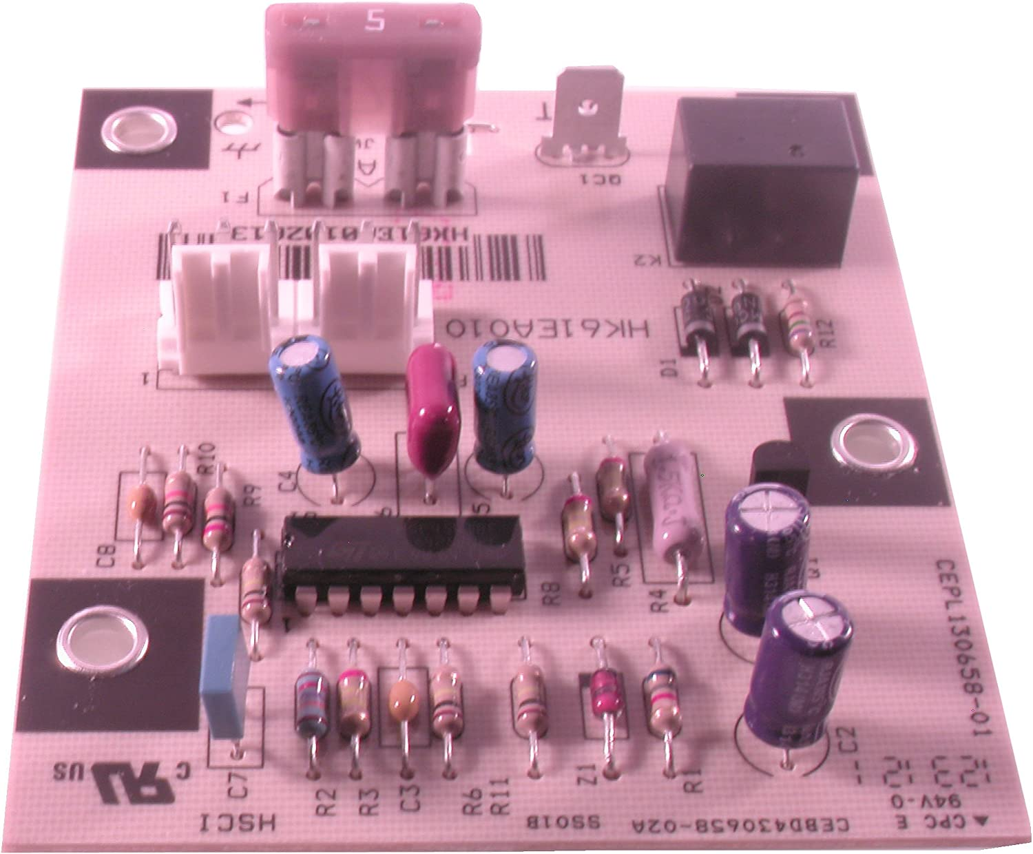 International Comfort Products The 1172975 Fan Coil Control Board