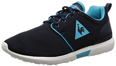 Le Coq Sportif Dynacomf Open Mesh, Baskets Mixte Adulte, Bleu (Dress Blue), 36 EU