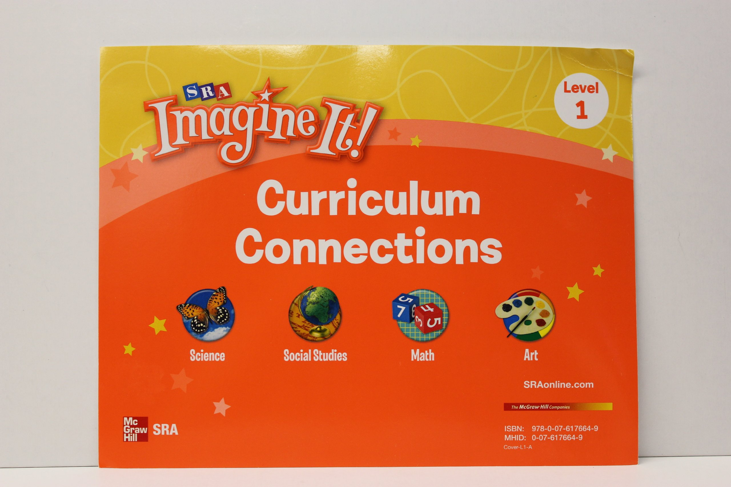 Imagine It!, SRA Imagine It! - Curriculum Connections - Grade 1 - Science, Social Studies, Math, Art PDF