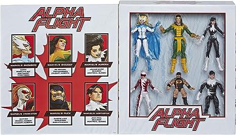 "Marvel Legends Wendigo Wave Guardian 6/"" Action Figure Alpha Flight"