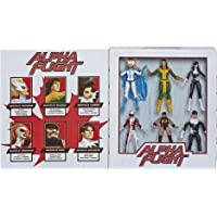 """Marvel Classic Hasbro Marvel Legends Series Toys 6"""" Collectible Action 6 Pack Alpha Flight 6 Pack, 6 Figures with…"""