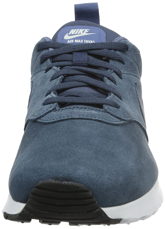 Nike Herren Air Max Tavas Ltr Low Top blu Eu