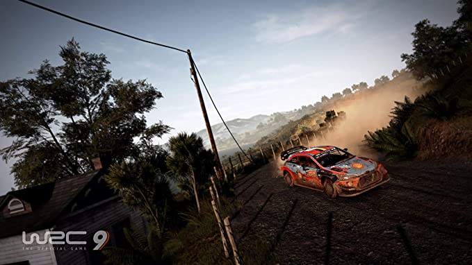 WRC 9. World Rally Championship 9: The Official Game - Versión Española (PS5): Amazon.es: Videojuegos