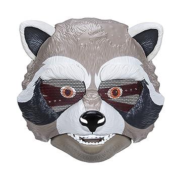 Marvel Guardianes de la Galaxy Rocket Raccoon máscara