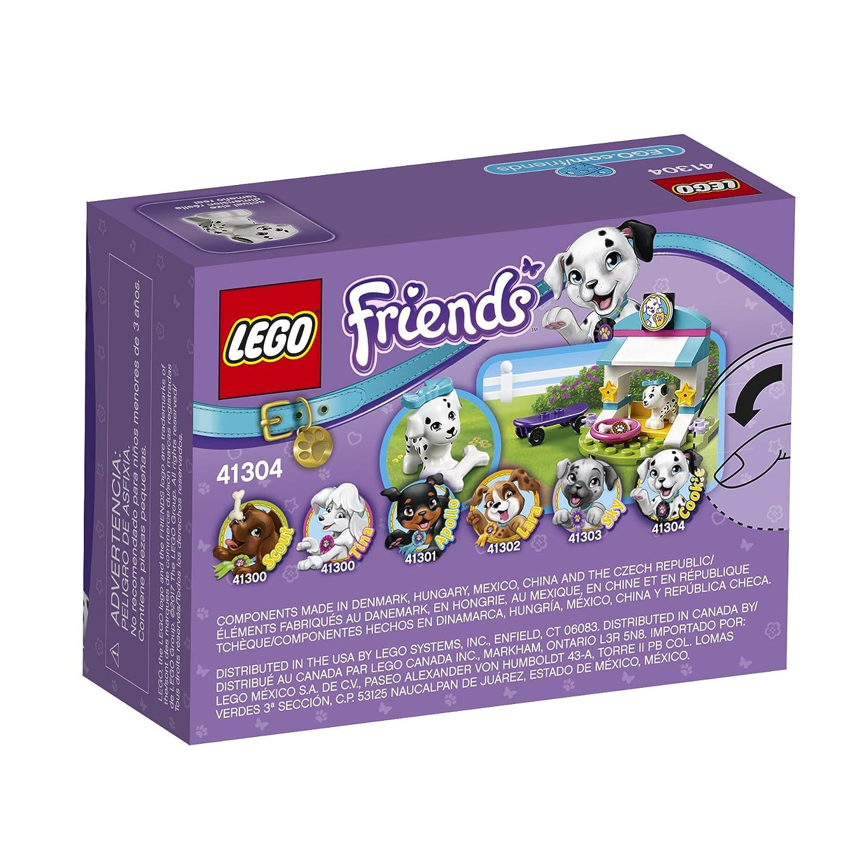 Lego Friends Puppy Treats /& Tricks Kit 41304 Building Set 45 Pieces Building New