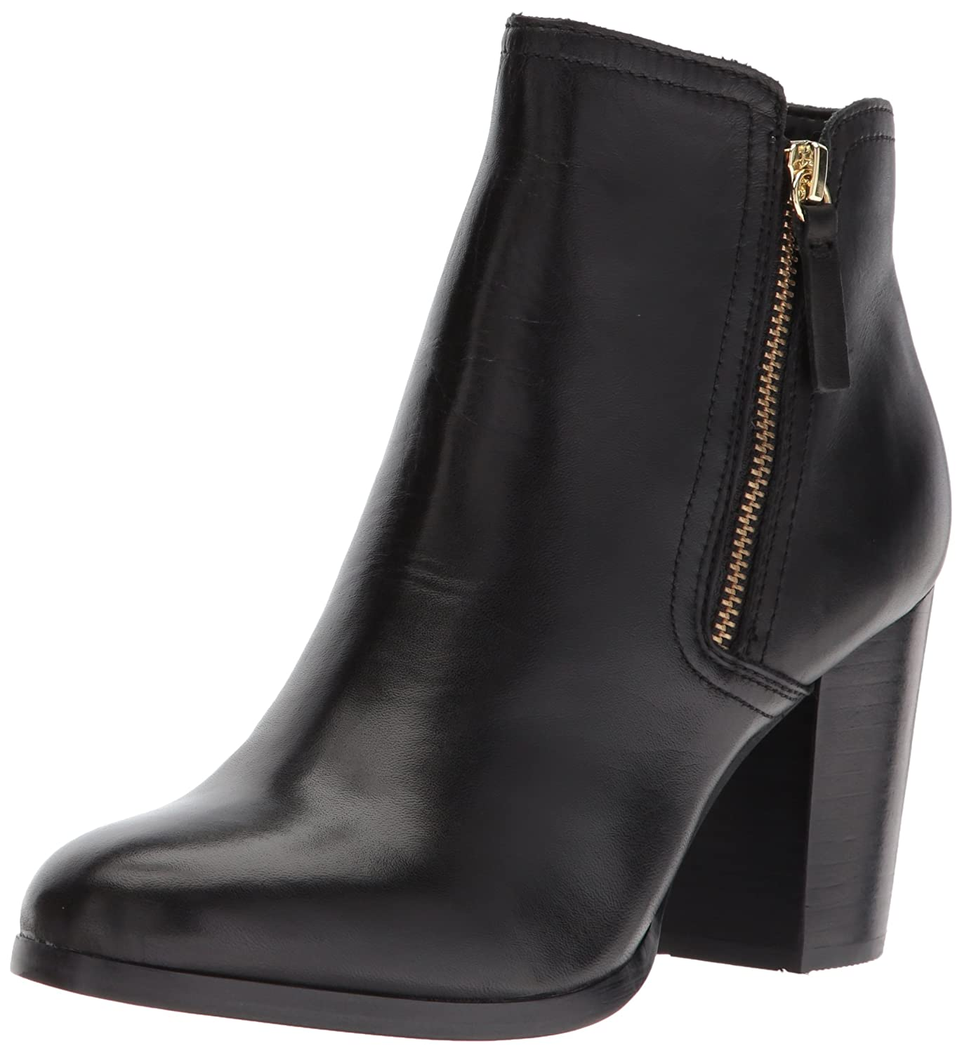 ALDO Women's Emely Ankle Bootie B071RPWMVV 8.5 B(M) US|Black Leather