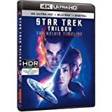 Star Trek Trilogy: The Kelvin Timeline [4k UHD] [Blu-ray]