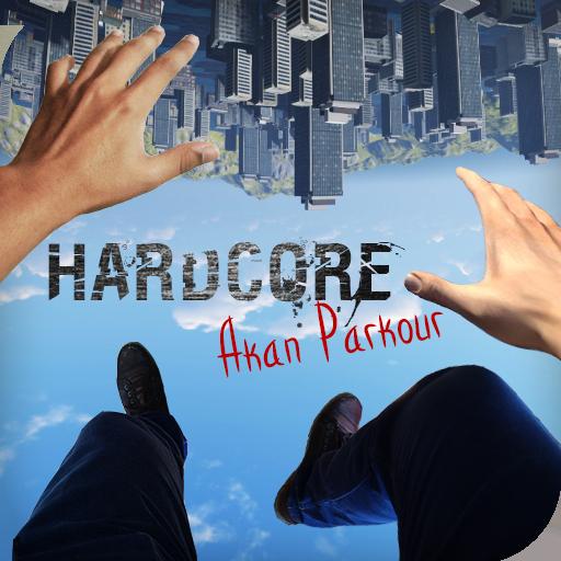 Hardcore  Akan Parkour