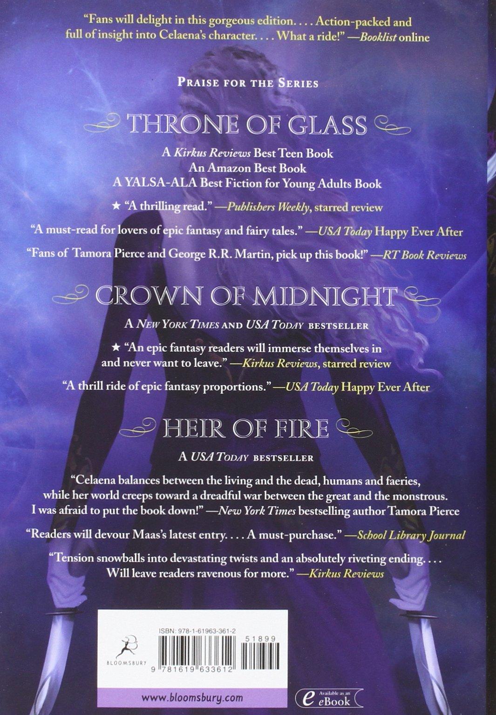 Amazon: The Assassin's Blade: The Throne Of Glass Novellas  (9781619633612): Sarah J Maas: Books