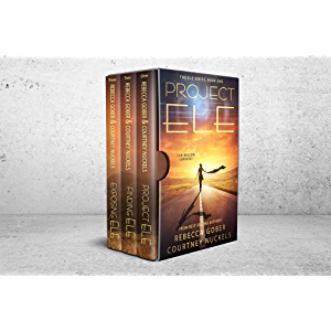 Project ELE Boxed Set One: A Young Adult Science Fiction Adventure Romance (The ELE Series Boxed Sets Book 1)