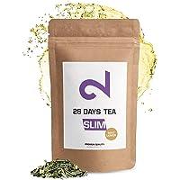 DUAL Té Adelgazante Slim Mint Lemon | 100% natural | 60 g de té de hojas sueltas | Sabor a Eucalipto y Menta | Sin…