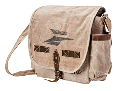 3ac6393ab73e Image Unavailable. Image not available for. Color  Washed Waxed Canvas  Handbag