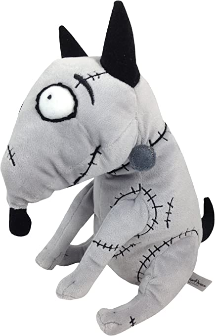 Amazon Com Disney Parks Sparky From Frankenweenie 9 Inch Plush Doll Toys Games
