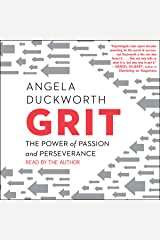 Grit: The Power of Passion and Perseverance Audible Audiobook