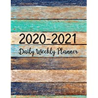 2020-2021 Planner: Jan 2020 - Dec 2021 2 Year Daily Weekly Monthly Calendar Planner W/ To Do List Academic Schedule…