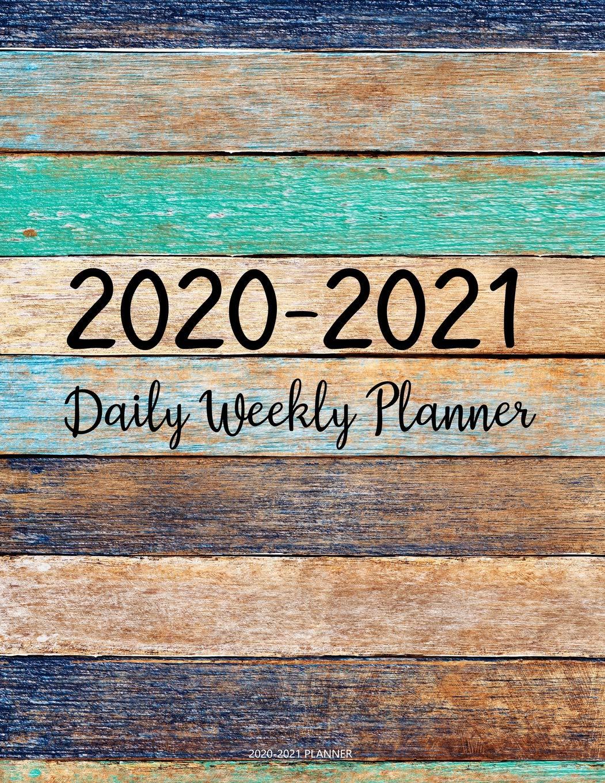 Amazon.com: 2020 2021 Planner: Jan 2020   Dec 2021 2 Year Daily