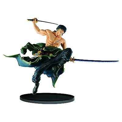 Banpresto One Piece World Figure Colosseum Vol. 1 Figure - Roronoa Zoro - Roronoa Zoro: Toys & Games