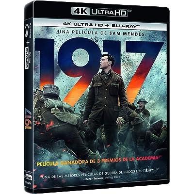 1917 (4K Ultra HD + BD) [Blu-ray]