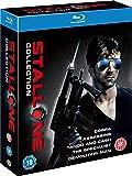 Stallone Collection (4 Blu-Ray) [Edizione: Regno Unito] [Reino Unido] [Blu-ray]