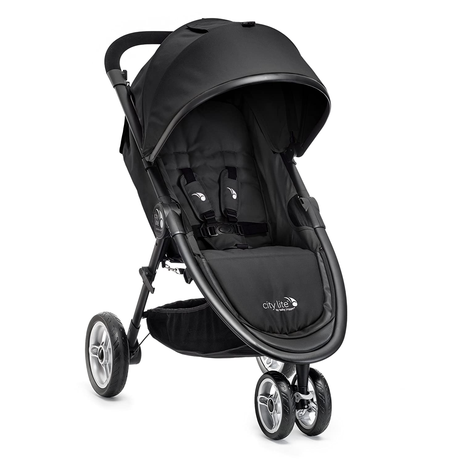 Amazon.com : Baby Jogger City Lite Stroller - Black : Lightweight ...