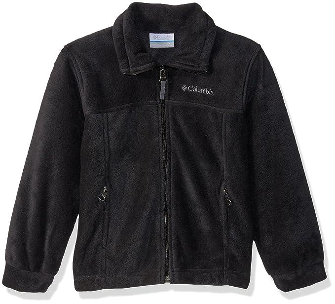 af3ce0660 Amazon.com: Columbia Youth Boys' Steens Mt II Fleece Jacket, Soft ...