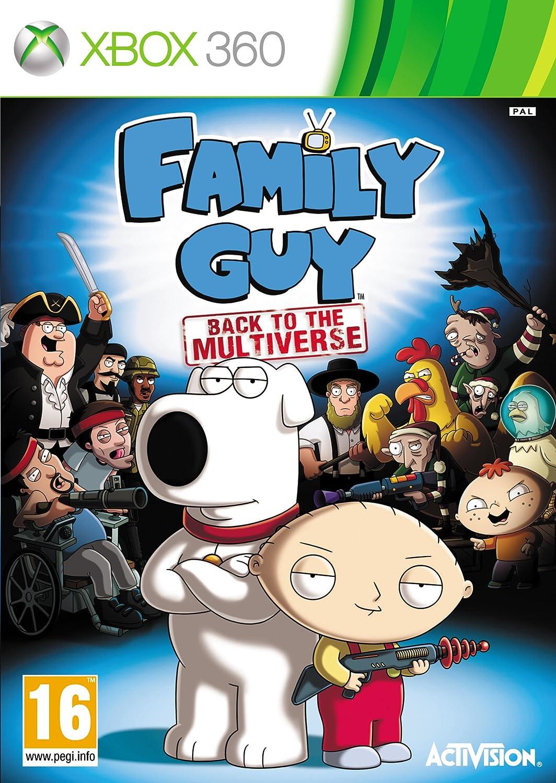 Family Guy: Back to the Multiverse [Importación inglesa]: Amazon ...