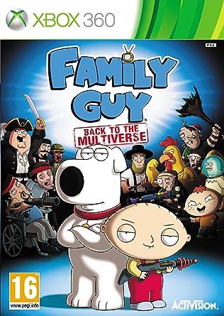 Family Guy: Back to the Multiverse (Xbox 360): Amazon co uk