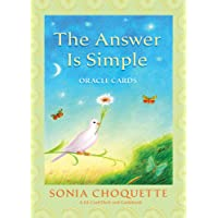 Answer Is Simple Oracle Cards, The