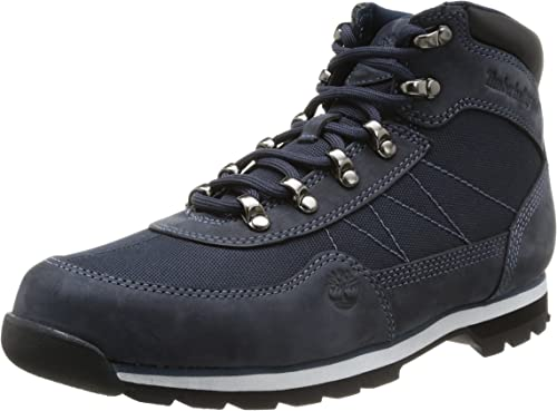 Timberland Euro Hiker Fabric with Leather, Baskets mode