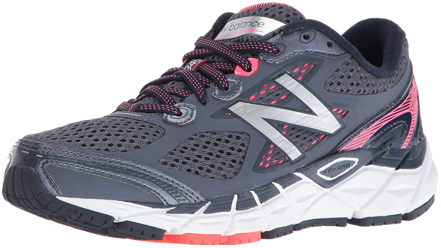 New Balance Women's W840V3 Running Shoe B01CQVEJJI 8.5 2E US|Thunder