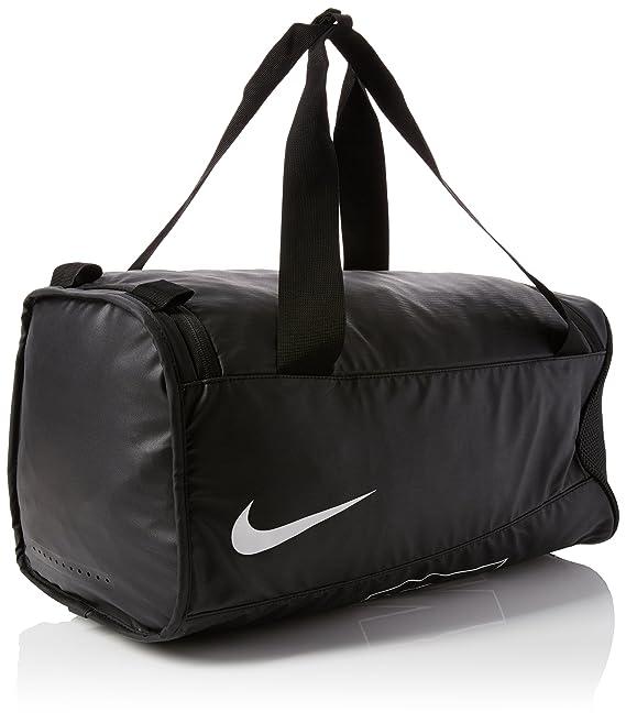 cb9f856671 Nike BA5257-010 Sac de Sport Mixte Enfant, Noir/Blanc, 51 x 28 x 25,5 cm:  Amazon.fr: Sports et Loisirs