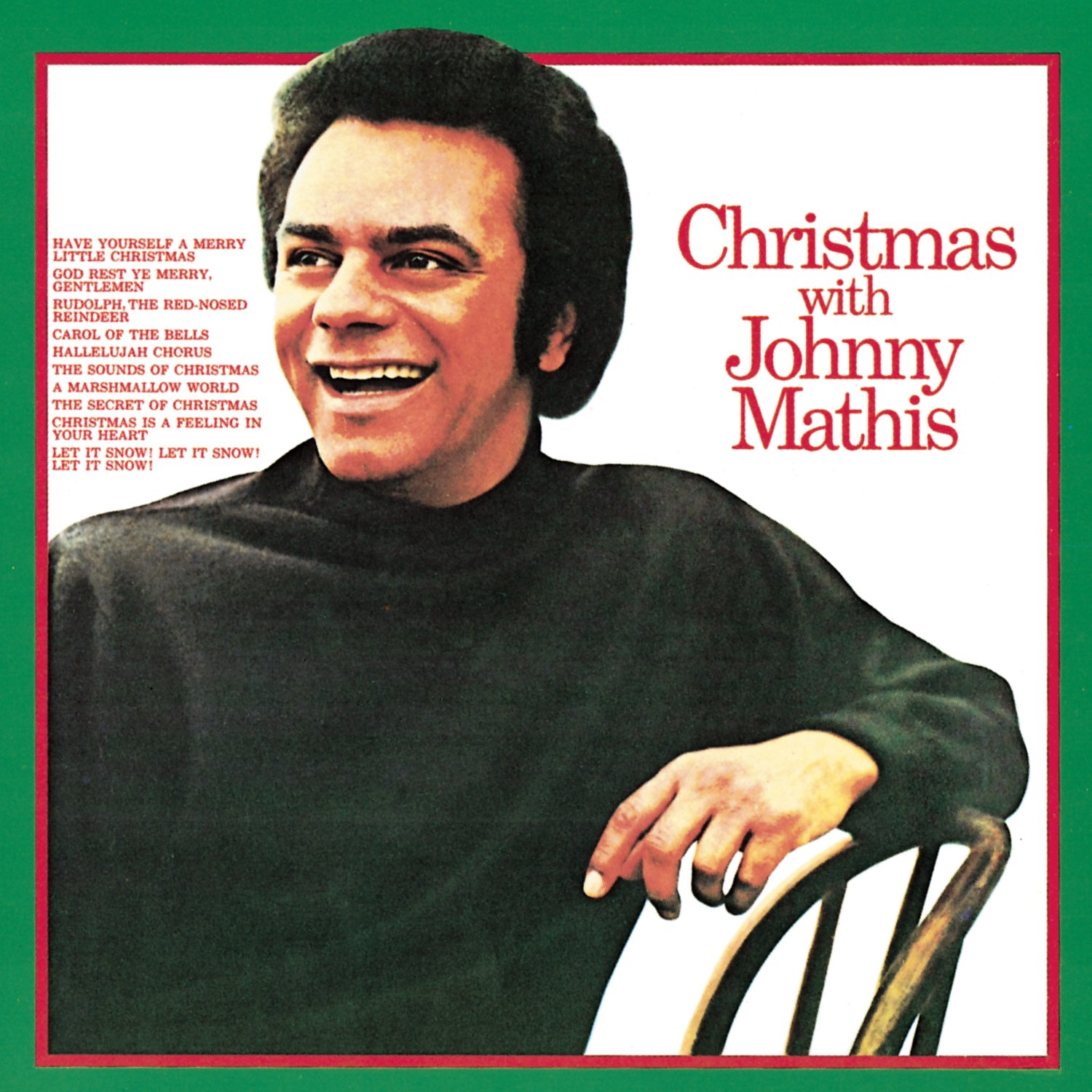 Johnny Mathis - Christmas with Johnny Mathis - Amazon.com Music