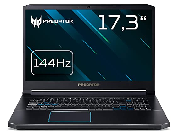 Acer Predator Helios 300 PH317-53-79S0 | 144 Hz Gaming-Laptop mit RTX 2070
