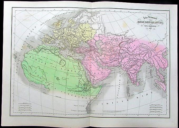 Amazon Com Ancient World Arabia Rome Persia Greece Mts Of Moon
