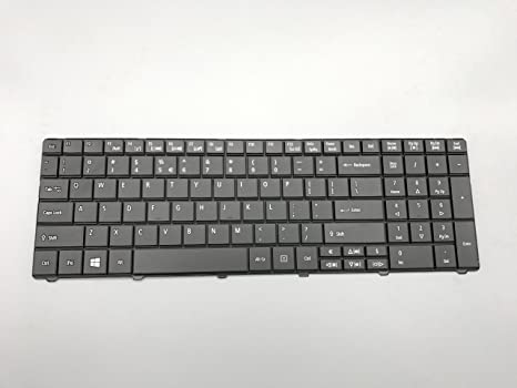 New Black Notebook US Keyboard for Acer Aspire E1-521 E1-531 E1-